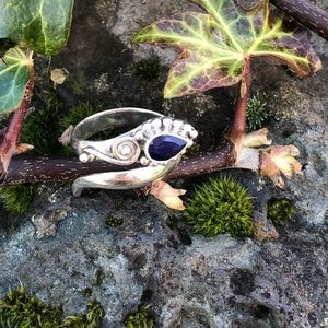 NEW! Sapphire ring